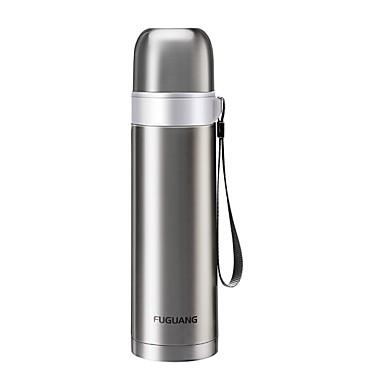 DRINKWARE PP+ABS / غير قابل للصدأ الحديد كأس فراغ المحمول / الاحتفاظ بالحرارة 1 pcs