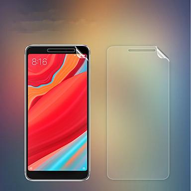 Недорогие Защитные плёнки для экранов Xiaomi-XIAOMIScreen ProtectorXiaomi Redmi S2 Ультратонкий Протектор объектива спереди и камеры 1 ед. PET