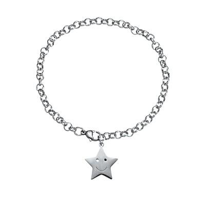 نسائي خلخال نجمة سيدات موضة لطيف خلخال مجوهرات فضي من أجل هدية مناسب للبس اليومي