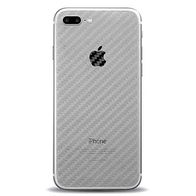 غطاء من أجل Apple iPhone X / iPhone 8 Plus / iPhone 8 مثلج / شبه شفّاف غطاء خلفي لون سادة قاسي بلاستيك