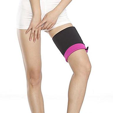 أكمام الساق إلى ركض Fitness أدوات السلامة للجنسين النيوبرين 1 زوج الرياضة أسود أصفر