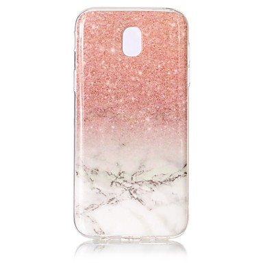 غطاء من أجل Samsung Galaxy J5 (2017) نموذج غطاء خلفي حجر كريم ناعم TPU