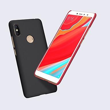 غطاء من أجل Xiaomi Xiaomi Redmi S2 مثلج غطاء خلفي لون سادة قاسي الكمبيوتر الشخصي