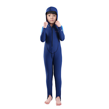 a98f0aa5ba Dive&Sail Boys' Rash Guard Dive Skin Suit Diving Suit SPF50 UV Sun  Protection Quick Dry Full Body Front Zip - Diving Surfing Snorkeling  5083507 2019 – ...