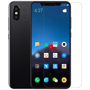 Недорогие Защитные плёнки для экранов Xiaomi-XIAOMIScreen ProtectorXiaomi Mi 8 HD Протектор объектива спереди и камеры 1 ед. PET