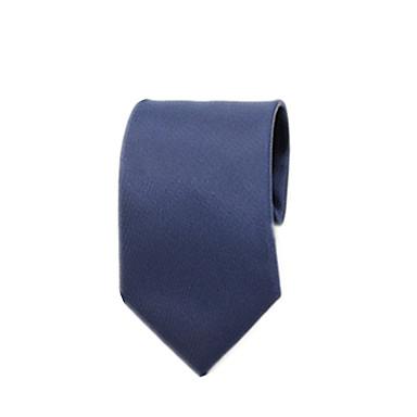 ربطة العنق لون سادة رجالي عمل / أساسي