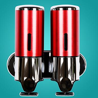 آلة الصابون Smart / تصميم جديد / خلاق معاصر ستانلس ستيل 1PC - حمام مثبت على الحائط