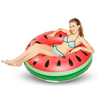 olcso Kiegészítők úszástanuláshoz-Fukszia Felfújható strandjátékok PVC Tartós Felfújható Úszás Vízi sportok mert Felnőttek 120*120*30 cm