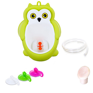 قعادة للأطفال / تصميم جديد / بديع معاصر / العادي / كرتون PP / ABS + PC 1PC اكسسوارات المرحاض / ديكور الحمام