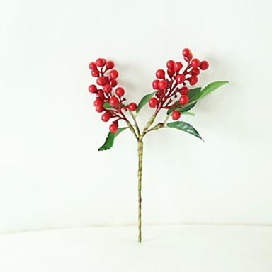 زهور اصطناعية 1 فرع كلاسيكي الحديث المعاصر الزهور الخالدة أزهار الطاولة