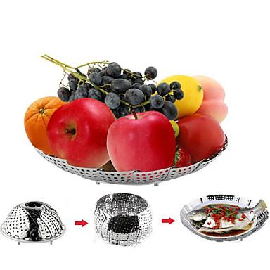 1PC ادوات المطبخ ستانلس متعددة الوظائف / المطبخ الإبداعية أداة سفينة بخارية لأواني الطبخ