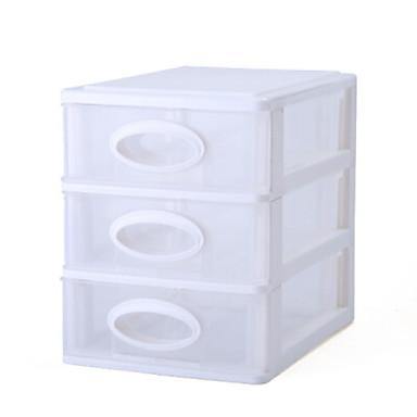 بلاستيك مستطيل كوول الصفحة الرئيسية منظمة, 1PC منظمو سطح المكتب