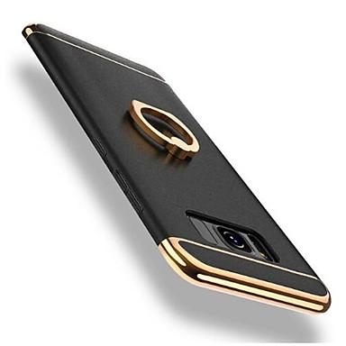 povoljno Samsung oprema-Θήκη Za Samsung Galaxy S9 / S9 Plus / S8 Plus Otporno na trešnju / Pozlata / Prsten držač Stražnja maska Jednobojni Tvrdo PC