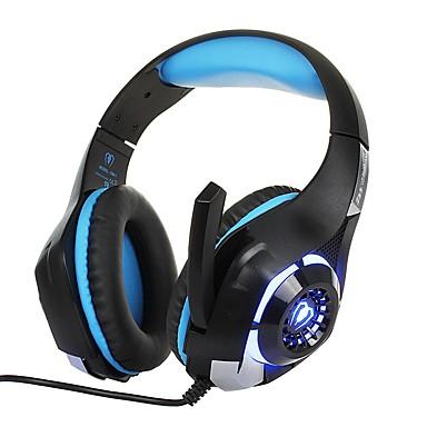voordelige Gaming-oordopjes-KOTION EACH GM-1 Gaming Headset Bekabeld Gaming met microfoon