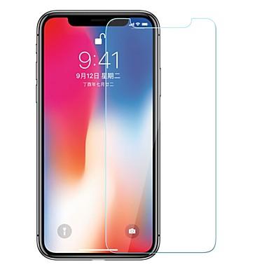 Недорогие Защитные плёнки для экрана iPhone-AppleScreen ProtectoriPhone XS Уровень защиты 9H Защитная пленка для экрана 1 ед. Закаленное стекло