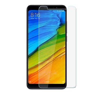 Недорогие Защитные плёнки для экранов Xiaomi-XIAOMIScreen ProtectorXiaomi Redmi Note 5 Pro Уровень защиты 9H Защитная пленка для экрана 1 ед. Закаленное стекло