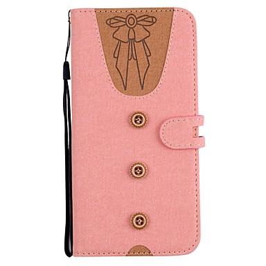 غطاء من أجل Samsung Galaxy S9 / S9 Plus / S8 Plus محفظة / حامل البطاقات / مع حامل غطاء كامل للجسم امرآة مثيرة قاسي جلد PU