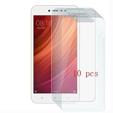 Недорогие Защитные плёнки для экранов Xiaomi-XIAOMIScreen ProtectorRedmi Note 5A Уровень защиты 9H Защитная пленка для экрана 10 ед. Закаленное стекло