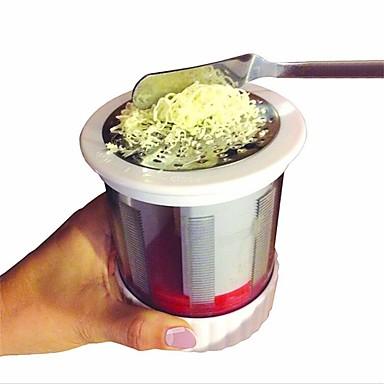 بلاستيك مقشرة ومبشرة أدوات المطبخ الإبداعية أداة أدوات أدوات المطبخ Everyday Use لالجبن 1PC