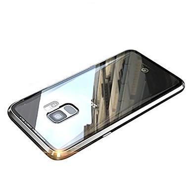 Capinha Para Samsung Galaxy S9 / S9 Plus / S8 Plus Magnética Capa Proteção Completa Sólido Rígida Metal