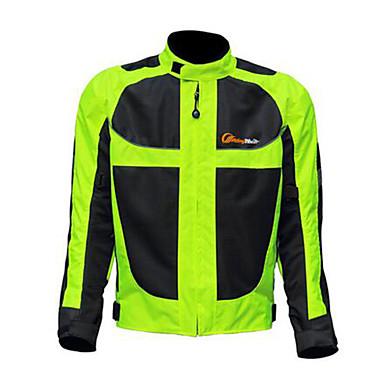 RidingTribe JK-21 ملابس نارية Jacketforالرجال قماش اكسفورد / نايلون شتاء