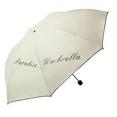 البوليستر / ستانلس ستيل الجميع مشمس وممطر / تصميم جديد / السوبر للماء مظلة ملطية