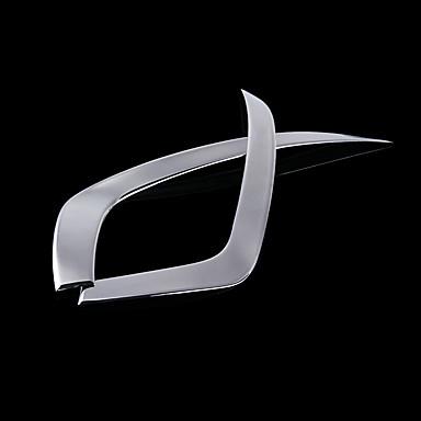 2pcs سيارة الحاجب الخفيف الأعمال التجارية نوع اللصق إلى كشافات من أجل هيونداي جديد توكسون 2018 / 2015 / 2016