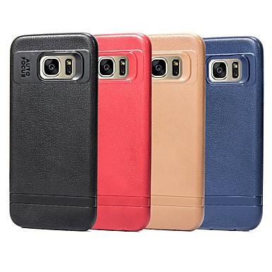 Недорогие Чехлы и кейсы для Galaxy S-Кейс для Назначение SSamsung Galaxy S9 / S9 Plus / S8 Plus Ультратонкий Кейс на заднюю панель Однотонный Мягкий ТПУ