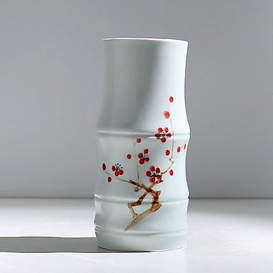 زهور اصطناعية 0 فرع كلاسيكي الحديث المعاصر أسلوب بسيط المزهرية أزهار الطاولة / واحدة زهرية