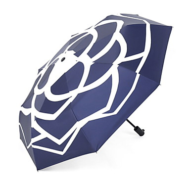 البوليستر / ستانلس ستيل / محبوكة الجميع مشمس وممطر / تصميم جديد مظلة ملطية