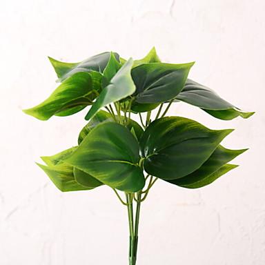 Ψεύτικα λουλούδια 1 Κλαδί Κλασσικό μινιμαλιστικό στυλ Φυτά Λουλούδι για Τραπέζι