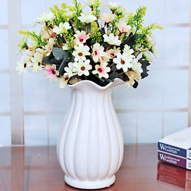 زهور اصطناعية 3 فرع كلاسيكي الحديث المعاصر أسلوب بسيط الزهور الخالدة أزهار الطاولة