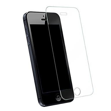 olcso iPhone SE/5s/5c/5 képernyővédő fóliák-AppleScreen ProtectoriPhone SE / 5s 9H erősség Kijelzővédő fólia 10 db Edzett üveg