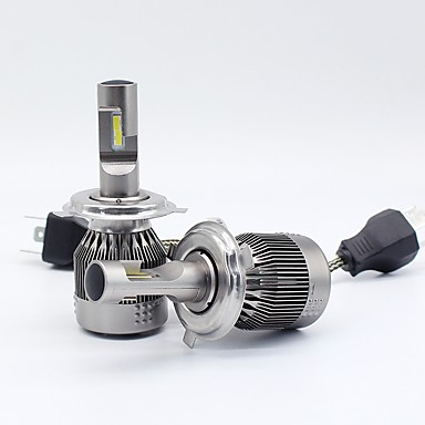 voordelige Autokoplampen-SO.K 2pcs 9003 / H10 / 9004 Automatisch Lampen 30 W Geïntegreerde LED / COB 8000 lm 2 LED Koplamp Alle jaren