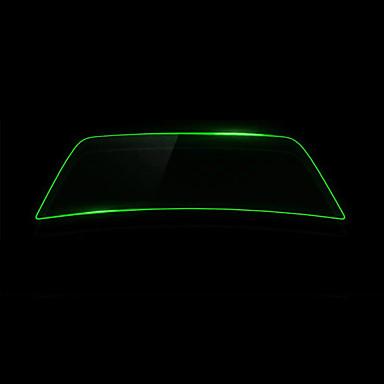 أسود Car Stickers الأعمال التجارية الإخفاء المعتدل (Transmittance21-35٪) فيلم سيارة