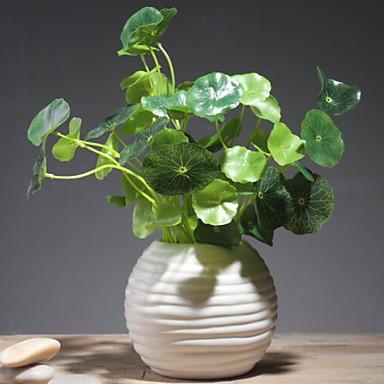 زهور اصطناعية 1 فرع نموذج الحديث المعاصر أسلوب بسيط الزهور الخالدة أزهار الطاولة