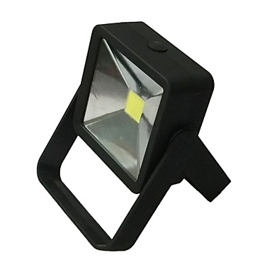 ismartdigi 002 LED Flashlights LED بواعث محمول المضادة للالإنزلاق Camping / Hiking / Caving Everyday Use الصيد أسود