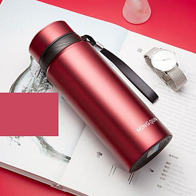DRINKWARE الفولاذ المقاوم للصدأ كأس فراغ المحمول / الاحتفاظ بالحرارة / العزل الحراري 1 pcs