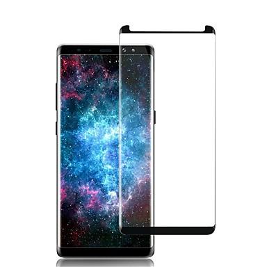 Samsung GalaxyScreen ProtectorNote 9 (HD) دقة عالية حامي شاشة أمامي 1 قطعة زجاج مقسي