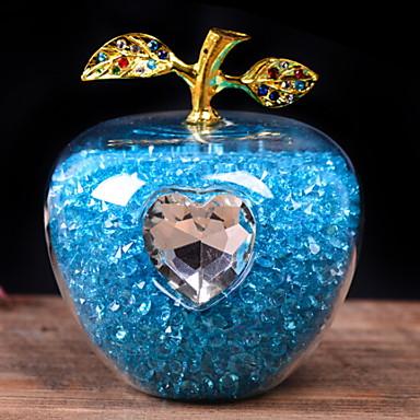 Home Decorações, vidro Resina Estilo Europeu para Decoração do lar Presentes 1pç
