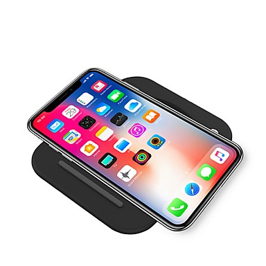 10w للطي qi الهاتف المحمول اللاسلكي شحن شاحن سريع لفون xs فون xr xsmax فون 8 سامسونج s9 زائد s8 ملاحظة 9 أو مدمج تشي استقبال الهاتف الذكي