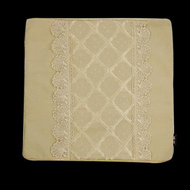 1 pcs Polyester Housse de coussin, Formes Géométriques Avec motifs Style moderne