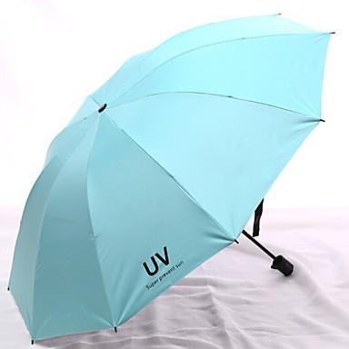 البوليستر / ستانلس ستيل الجميع إبداعي مظلة ملطية