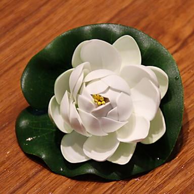 زهور اصطناعية 1 فرع كلاسيكي الحديث المعاصر / أسلوب بسيط النباتات العصارية أزهار الطاولة