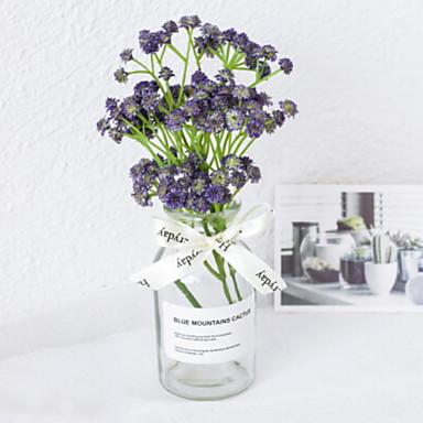 زهور اصطناعية 1 فرع كلاسيكي الحديث المعاصر أسلوب بسيط ورادت ناعمة أزهار الطاولة