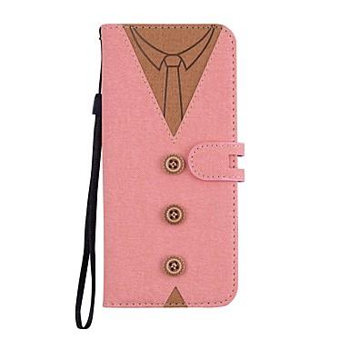 غطاء من أجل Samsung Galaxy S9 / S9 Plus / S8 Plus محفظة / حامل البطاقات / مع حامل غطاء كامل للجسم بانغك قاسي جلد PU