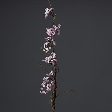 زهور اصطناعية 1 فرع كلاسيكي الحديث المعاصر أسلوب بسيط الزهور الخالدة أزهار الأرض