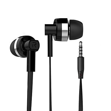 LITBest JD82 Cablu de intrare în ureche Cablu Telefon mobil Cu Microfon