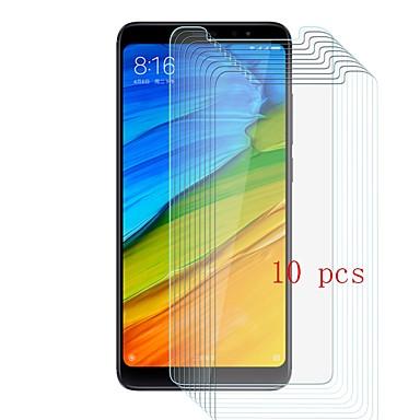 Недорогие Защитные плёнки для экранов Xiaomi-XIAOMIScreen ProtectorXiaomi Redmi Примечание 5 Уровень защиты 9H Защитная пленка для экрана 10 ед. Закаленное стекло