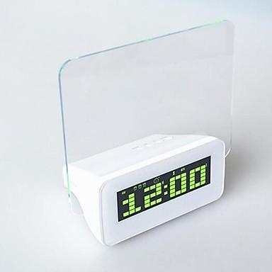 منبه LED ـABS بدرجة A تعبئة تلقائية 1 pcs / متعددة الوظائف / رزنامه